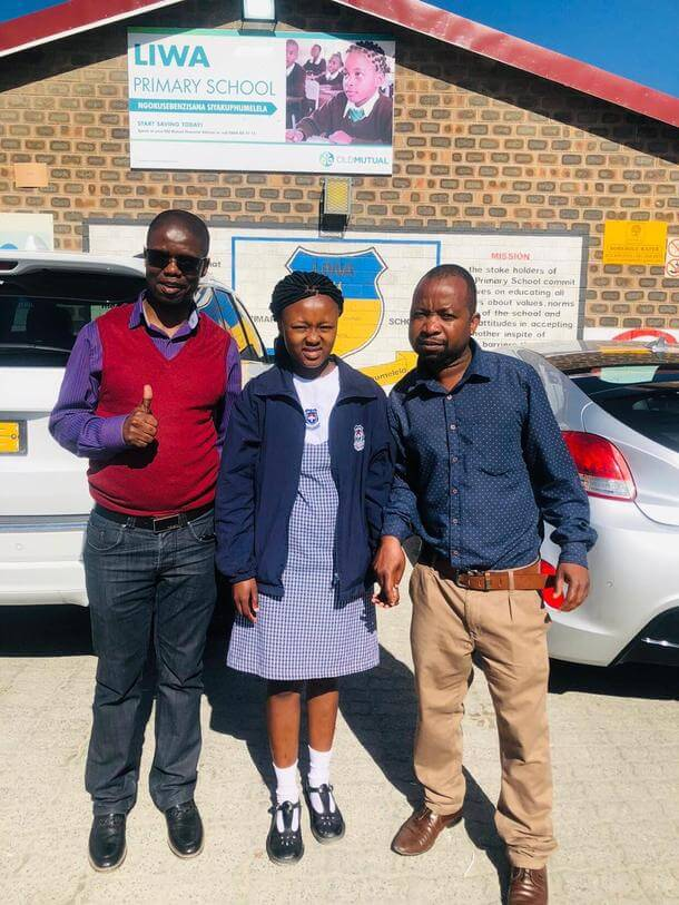 Unamandla Nontswabo will represent SA when she competes in African Spelling Bee
